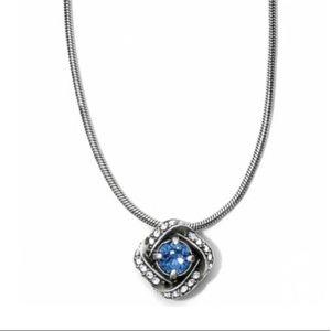 Brighton Eternity Knot Necklace